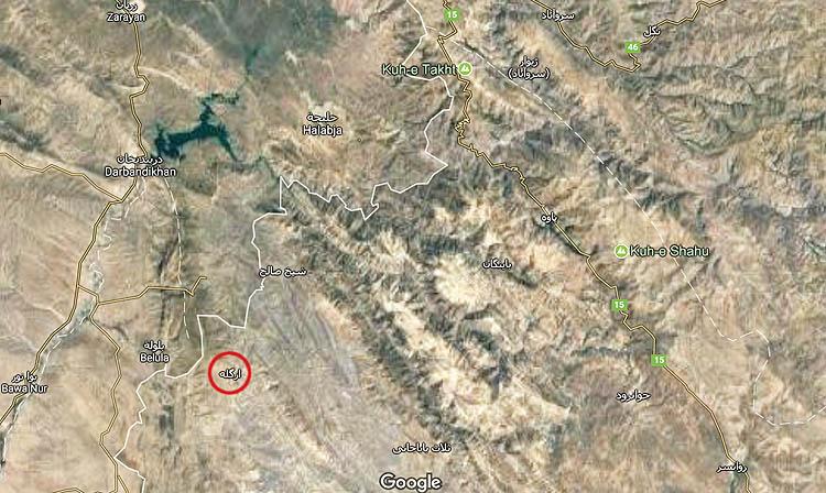 رمز گشایی از قویترین زلزله ایران