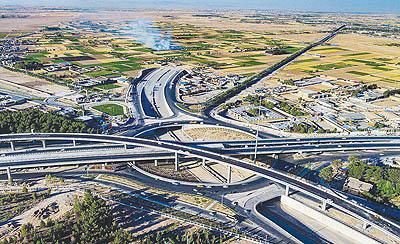 پل شماره 5 میدان استقلال اصفهان