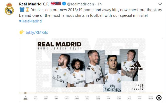 کیت جدید رئال مادرید بدون رونالدو رونمایی شد