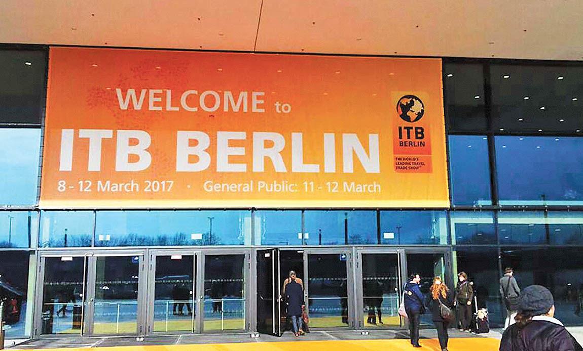 درخواست برای ایجاد پاویون دولت در ITB برلین