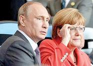 پوتین و مرکل روی ریل عملگرایی