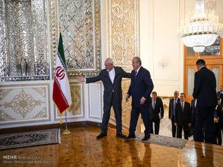 وزرای خارجه ایران و ازبکستان