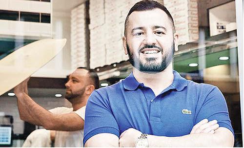 تبدیل پیتزا به کسبوکاری چند میلیون دلاری