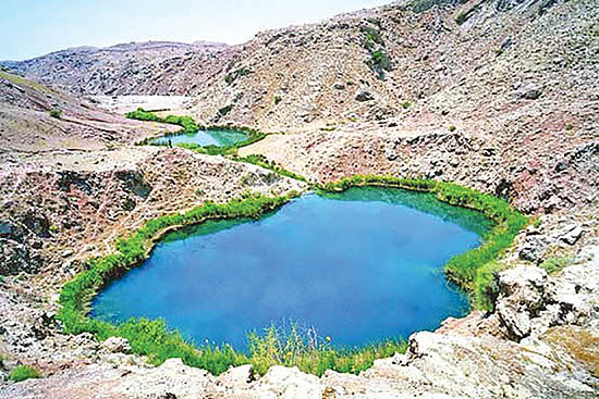 سهم استانهای شرقی از کمآبی