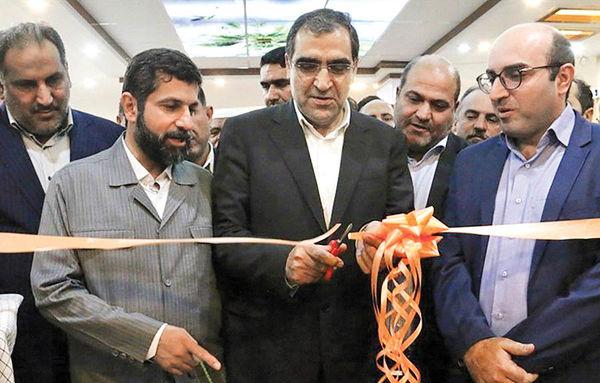 افتتاح طرحهای بیمارستانی در خوزستان