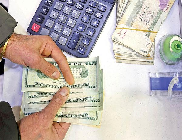 غیبت ریال در بازار ارز