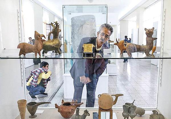 مشتریان اصلی موزههای ایران