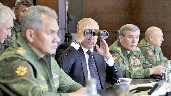 نشست 21 دقیقهای در مسکو