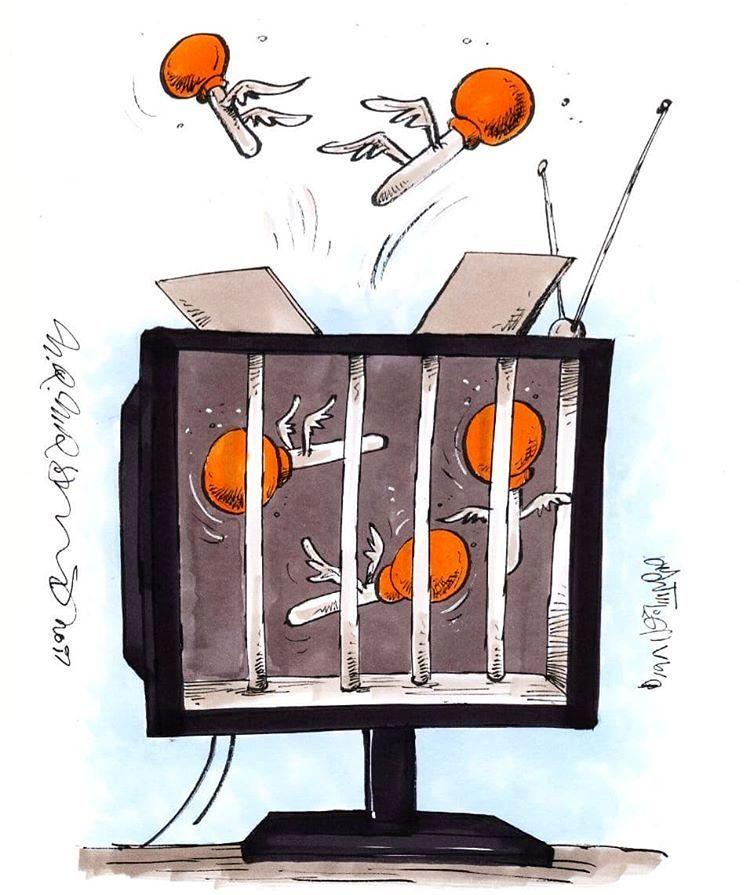 بعد از عادل، مزدک هم از تلویزیون پرید!