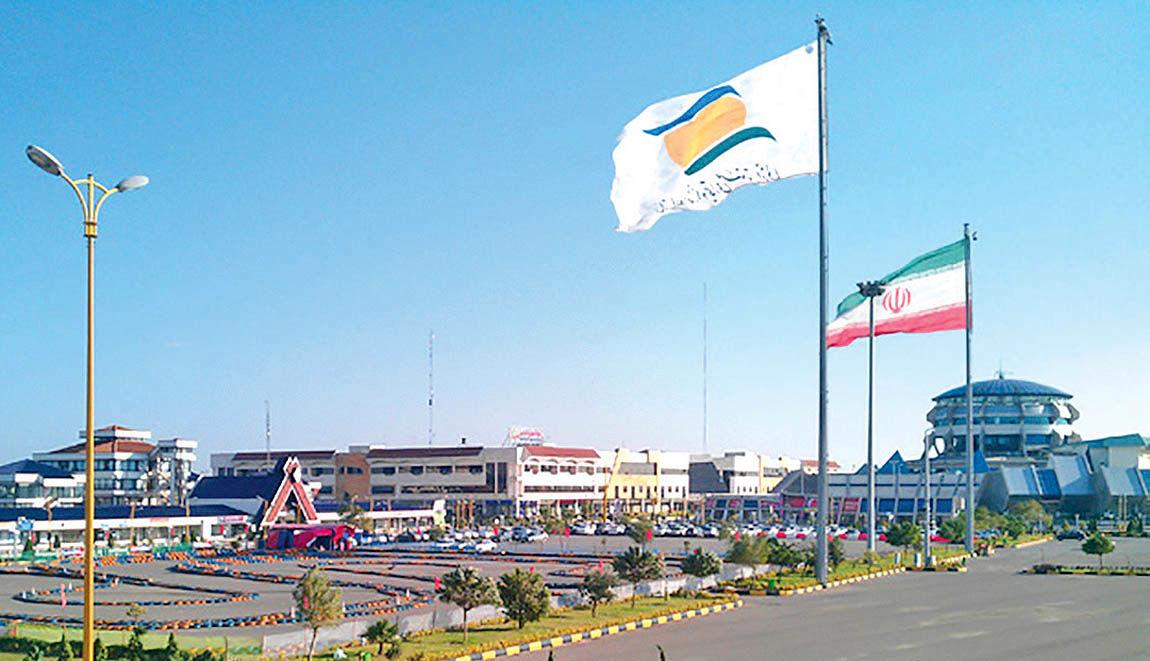 سهم مناطق آزاد از گردشگران نوروزی