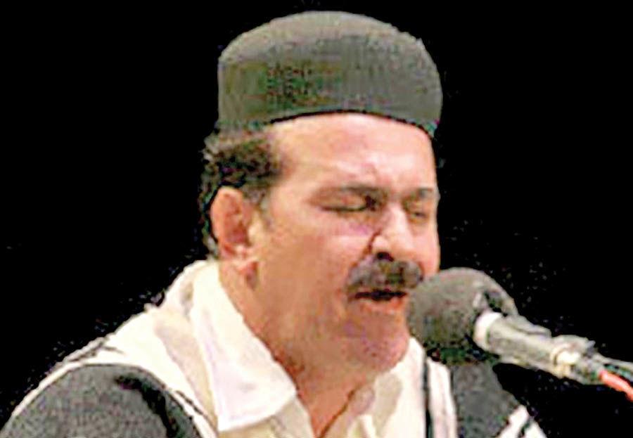 اجرای آوازهای بختیاری در تهران
