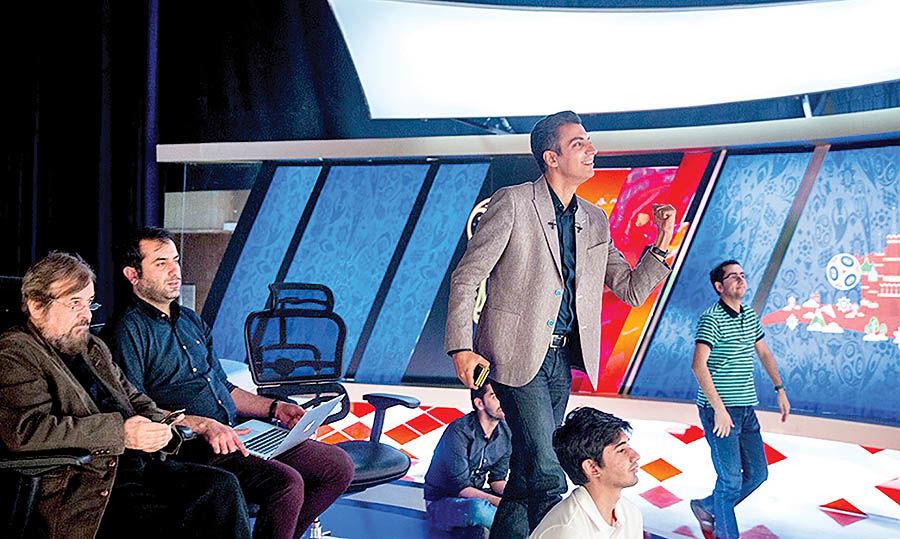 پخش پشت صحنه برنامه «۲۰۱۸» از شبکه سه