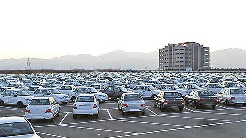 بازار خودرو فنر پاره کرد