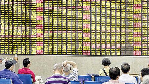 ریزش 4 درصدی بازار سهام چین