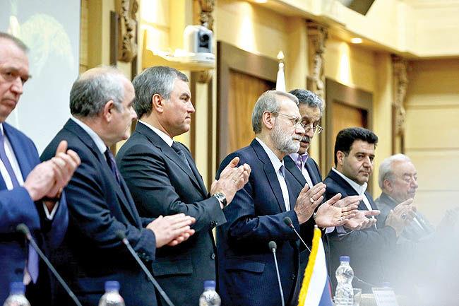 تعامل تجاری پارلمانهای ایران و روسیه