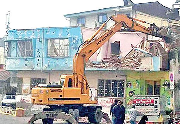 حاشیههای ویرانی خانه مادری هوشنگ ابتهاج