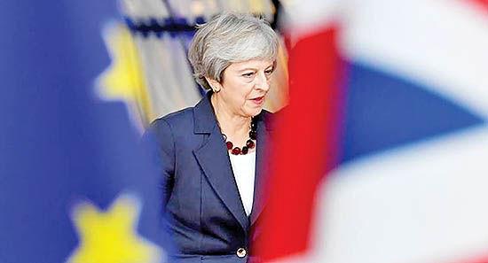 بحران بزرگ سیاسی در بریتانیا