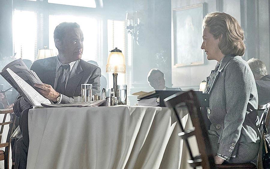 نمایش فیلم اسپیلبرگ در کاخ سفید