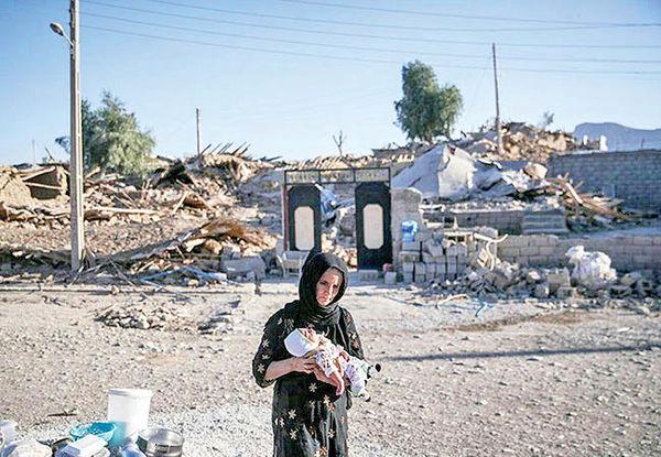 گزارش یک ساله از بازسازی کرمانشاه