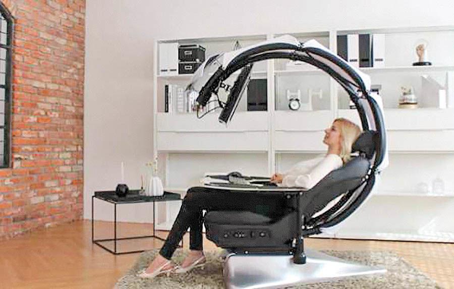 صندلی راحتی مخصوص رایانه