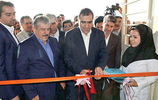 افتتاح 108 طرح بهداشتی در آذربایجانغربی