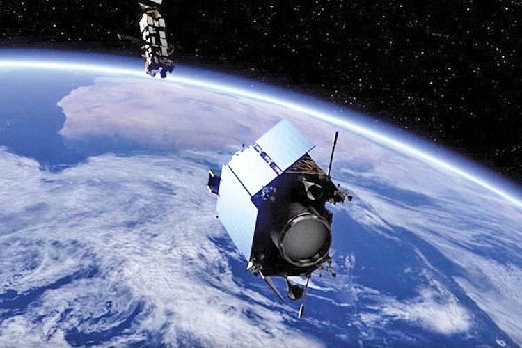 ارسال دو ماهواره موقعیتیاب چینی به فضا