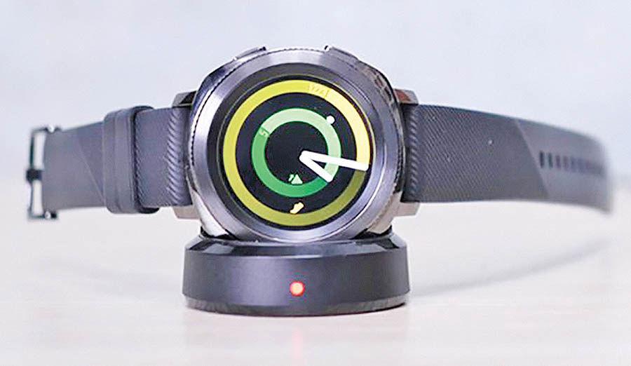 گلکسی واچ، ساعت هوشمند آینده سامسونگ