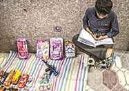 بررسی داستان نوشتههای کودکان جنوب شهر