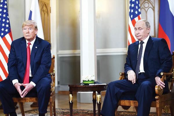 لغو دیدار پوتین و ترامپ