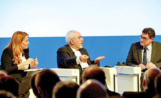 انتقاد ظریف از تبعیض موشکی علیه ایران
