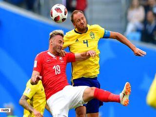 سوئد مقابل سوئیس