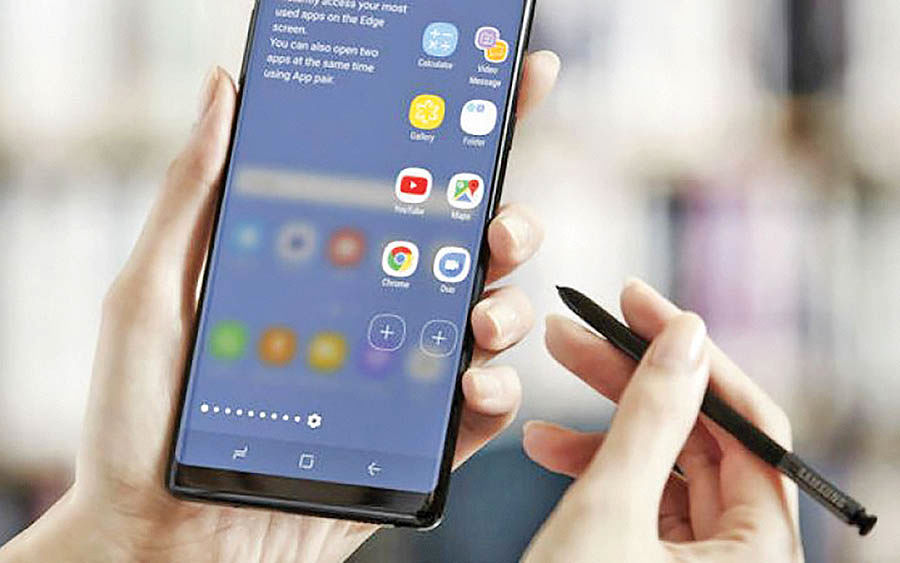 باتری Galaxy Note 9 سامسونگ مانند نسل قبلی خواهد بود!