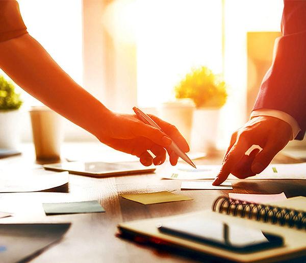 مدیریت بازسازی و جراحی سازمان در یک هلوکاست مالی