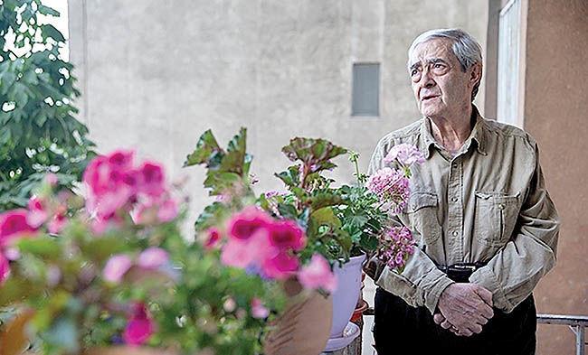 برپایی نمایشگاه نقاشی احمدرضا  احمدی