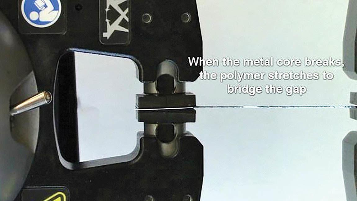 ابداع فیبری بهعنوان پوست روبات