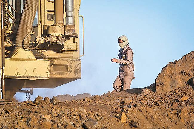 چشم انداز رکود اجباری برای بخش معدن