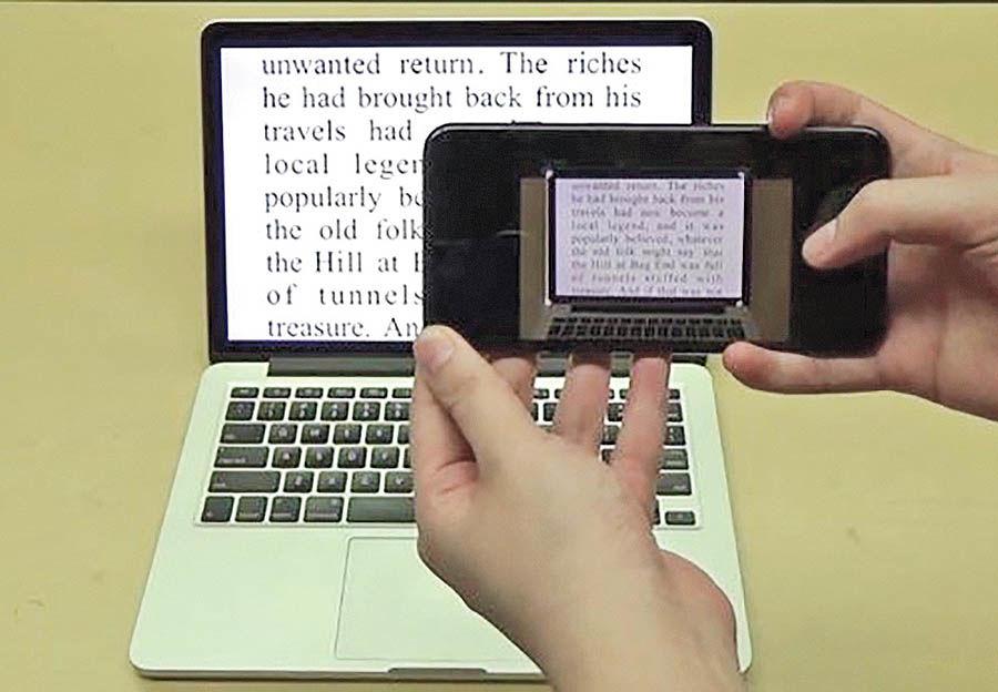 ابداع سیستم رمزنگاری پیامها در متون