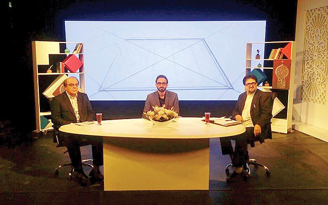 مناظره داغ در رسانه ملی