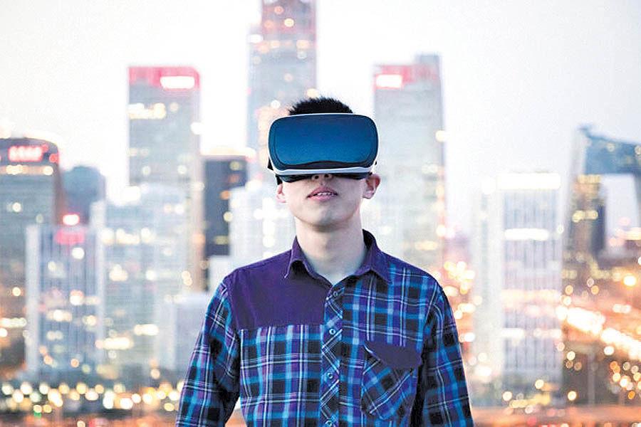 سرمایهگذاری اینتل در ساخت محیطهای بزرگ واقعیت مجازی