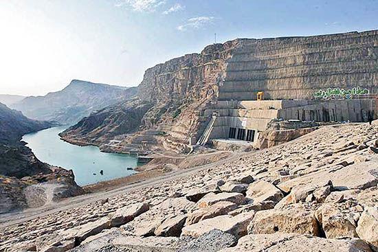 کاهش ذخایر آبی خوزستان