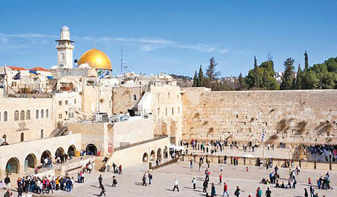 استقبال گردشگران از سفر به فلسطین