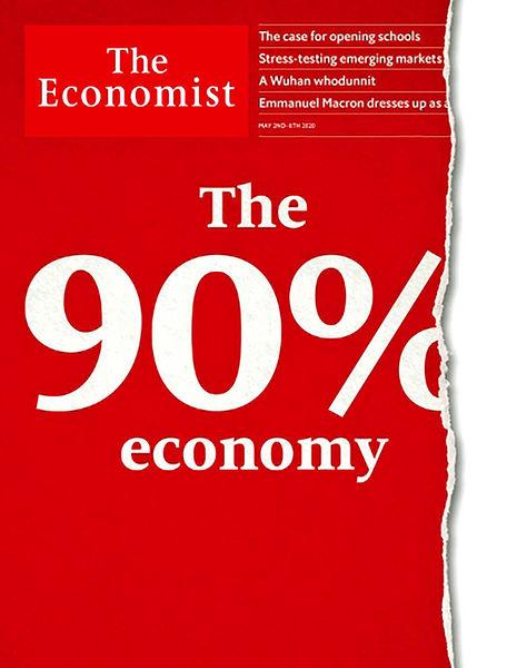تحلیل اکونومیست از اقتصاد 90 درصدی پساکرونا