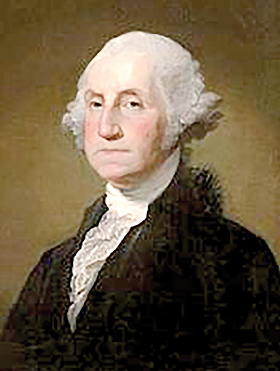 تولد اولین رئیسجمهور آمریکا