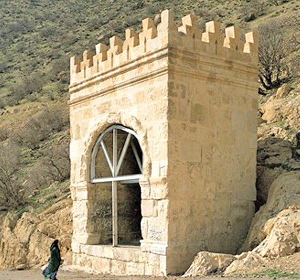 کرمانشاه، زلزله در آثار باستانی