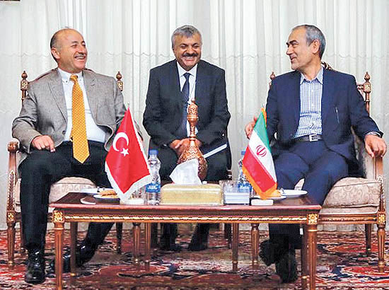 تاکید بر گسترش مبادلات آذربایجانشرقی و ارزروم ترکیه