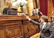 اسپانیا در لحظه تراژیک