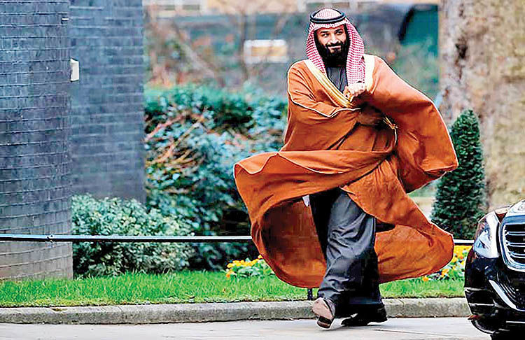عربستان «مرد بیمار» منطقه است