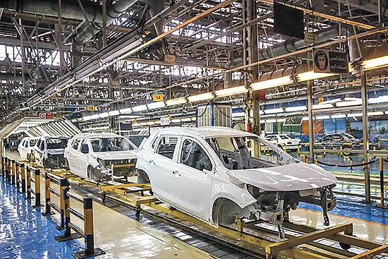 دو فرمان اقتصادی به زنجیره خودروسازی