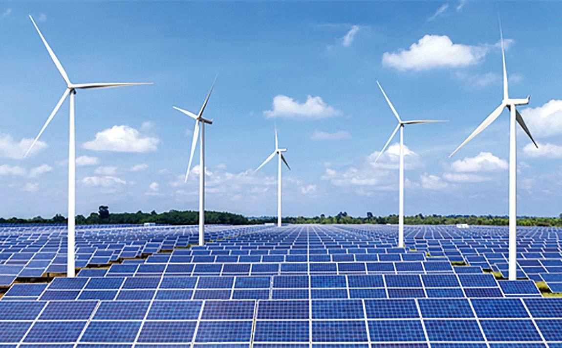 چشمانداز تجدیدپذیرها تا 2023