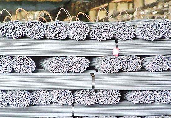 ترمز رشد قیمت فولاد؟